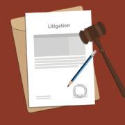 Business Litigation paperwork