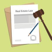 Real Estate Law Paperwork
