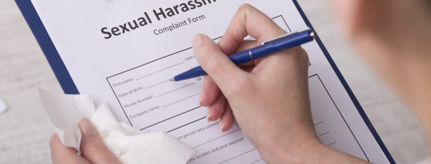 Sexual Harassment Complaint Form