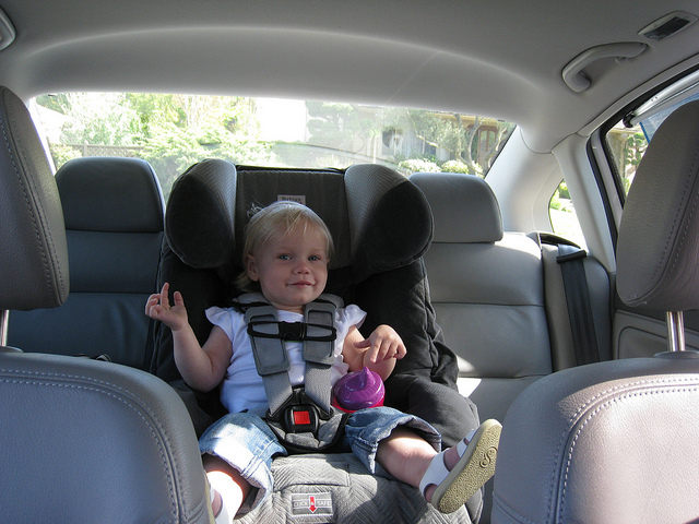 Car Seat Accident Law California